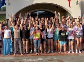 Tabără pentru adolescenți 13 - 18 iulie 2015