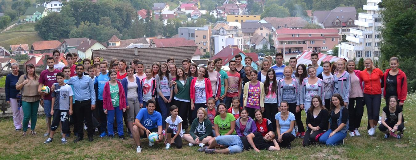 Tabără pentru adolescenți 24 – 29 august 2015