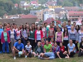 Tabără pentru adolescenți 24 - 29 august 2015