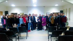 Intalnire Catehetică cu tinerii - despre Post