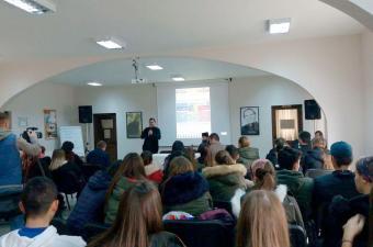 Eveniment în cinstea sărbătorii Sfântului Apostol Andrei şi a Zilei Naţionale a României, la Sîngeorz-Băi
