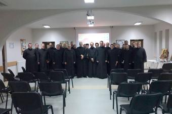 Cursuri de formare pentru preoţii din judeţul Bistriţa-Năsăud